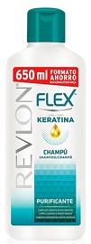 Revlon Flex Keratin Oily Hair Shampoo 650ml