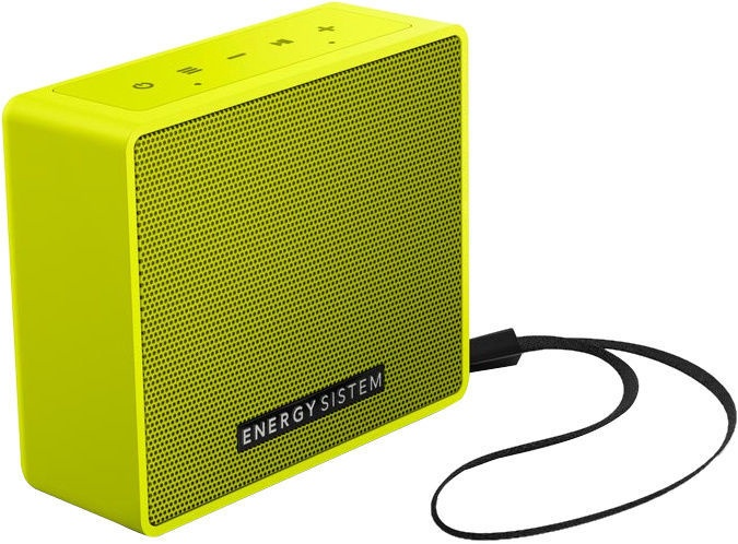 Bezvadu skaļrunis Energy Sistem Music Box 1+ Pear, 5 W