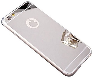 Blun Mirror Back Case For Huawei Honor 5X Silver