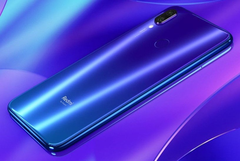 Xiaomi Redmi Note 7 3/32GB Dual Neptune Blue