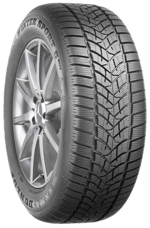 Зимняя шина Dunlop SP Winter Sport 5 SUV, 235/60 Р18 107 T XL C B 70