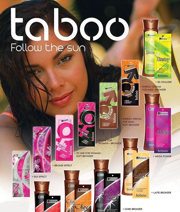 Taboo Expert Royal Luxury Bronzer 150ml