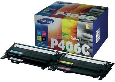 Samsung CLT-P406C Rainbow