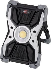 Brennenstuhl Rechargeable LED Work Light RUFUS With Bluetooth Speaker
