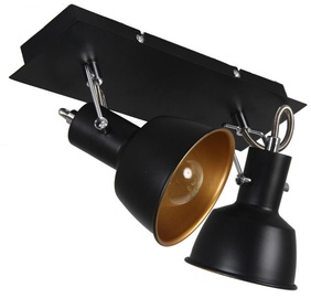 Verners Rainer Spotlight 2x40W E14 Black