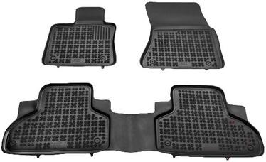 Gumijas automašīnas paklājs REZAW-PLAST BMW X5 F15 2013, 3 gab.