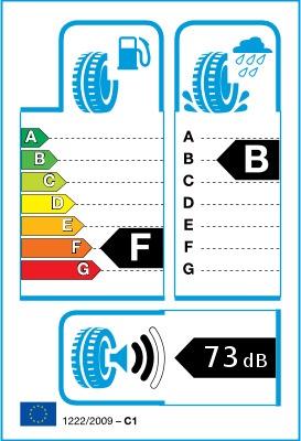Зимняя шина Falken Eurowinter HS01, 285/35 Р19 103 V XL F B 73