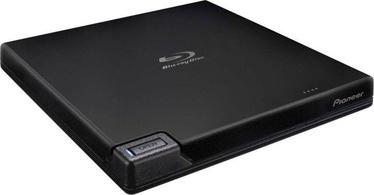 Pioneer BDR-XD07TB External BD Writer Black
