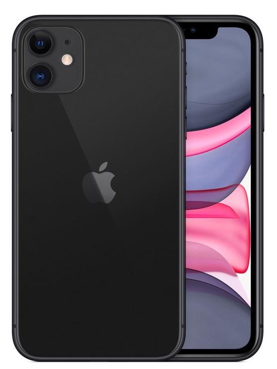 Mobilais telefons Apple iPhone 11 Black, 64 GB