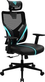 Spēļu krēsls Thunder X3 YAMA1 Black/Cyan