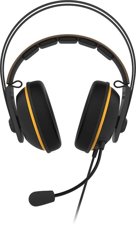 Игровые наушники Asus TUF Gaming H7 Yellow