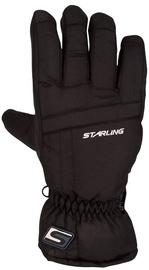 Перчатки Starling, черный, M