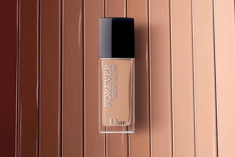 Christian Dior Diorskin Forever Skin Glow Foundation 30ml 1N