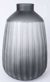 Vāze Home4you Luxo, pelēka, 320 mm