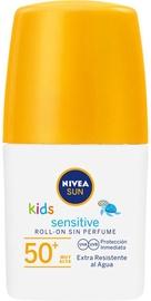 Солнцезащитный стик Nivea Sun Kids Sensitive Roll On SPF50, 50 мл
