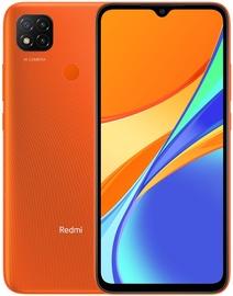 Mobilais telefons Xiaomi Redmi 9C, oranža, 2GB/32GB