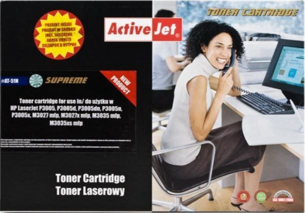 ActiveJet Toner Supreme ATH-51N 7200p Black