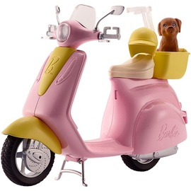 Mattel Barbie Scooter FRP56