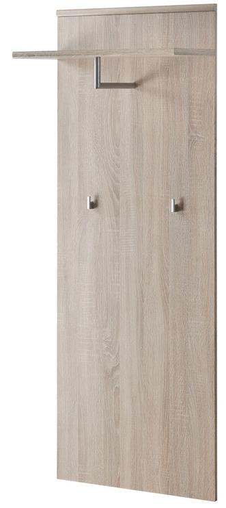 ASM Armario II w/ Pillow Hallway Wall Unit Set Sonoma Oak
