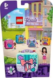 Конструктор LEGO Friends Модный кьюб Эммы 41668, 58 шт.
