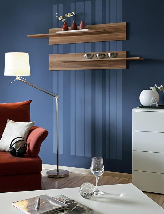 ASM Mix Hanging Shelf 2pcs Plum