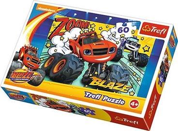 Пазл Trefl Blaze & The Monster Machines What A Team 17305, 60 шт.