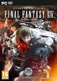 Компьютерная игра Square Enix Final Fantasy XIV Online Starter Edition PC
