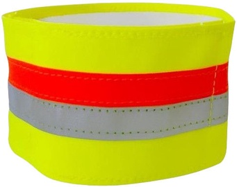 Tractive TRASI2 Reflective Collar Band with GPS-Pocket Medium