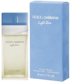 Tualetes ūdens Dolce & Gabbana Light Blue 50ml EDT