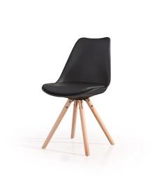 Стул для столовой Halmar K201 Black