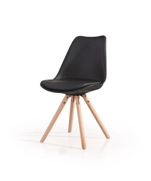 Ēdamistabas krēsls Halmar K201 Black