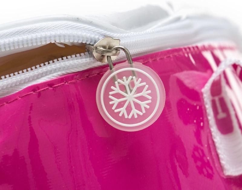 Сумка-холодильник Adventure Goods Pink, 14 л