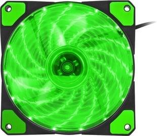 Воздушные бентилятор для корпуса Genesis Hydrion 120 Case Fan Green