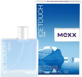 Tualetes ūdens Mexx Ice Touch Man 50ml EDT