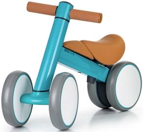 Балансирующий велосипед EcoToys Mini Bike Walker, синий, 6″