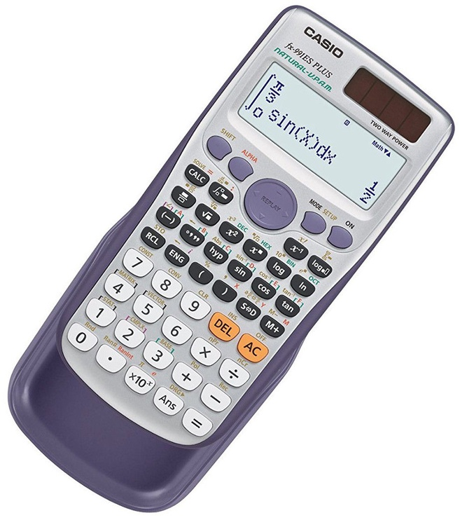 Casio Calculator FX-991ES Plus
