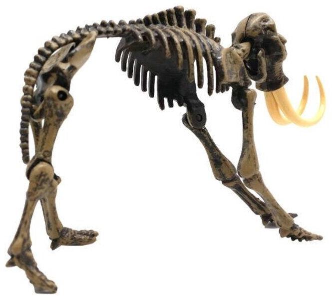Intelektuāla rotaļlieta Dinosaur Mammoth Excavation Kit