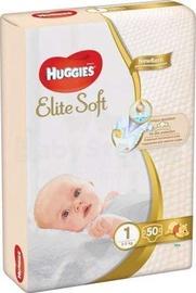 Подгузники Huggies Elite Soft 1 50