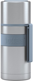 Термос Boddels Vacuum Flask Heet 0.35l Light Grey