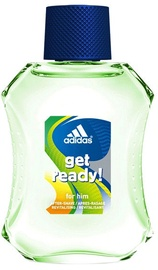 Лосьон после бритья Adidas Get Ready!, 100 мл