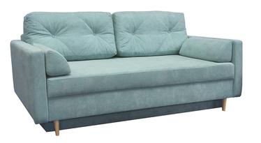 Dīvāngulta Idzczak Meble Astoria Queens 18 Blue, 216 x 100 x 74 cm