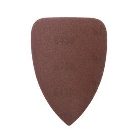 Trīsstūra smilšpapīrs Vagner SDH 108.00, NR120, 140 mm