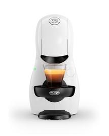 Kapsulas kafijas automāts De'Longhi EDG110.WB, balta/melna
