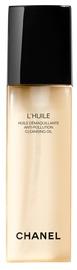 Kosmētikas noņemšanas līdzeklis Chanel L'Huile Anti-Pollution Cleansing Oil, 150 ml