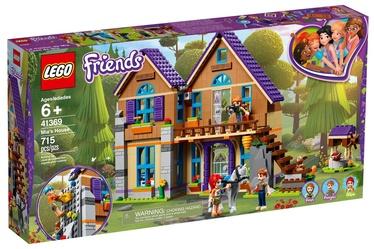 Конструктор Lego Friends Mia's House 41369