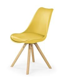 Ēdamistabas krēsls Halmar K201 Yellow