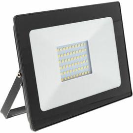 Prožektors Retlux RSL 245 LED, 50 W, 24000 lm, 4000 °K, IP65, melna