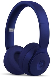 Austiņas Beats Solo Pro Matte Collection Dark Blue, bezvadu