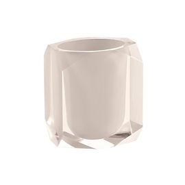 Glāze Gedy Chanelle CH98 52 Toothbrush Holder Brown