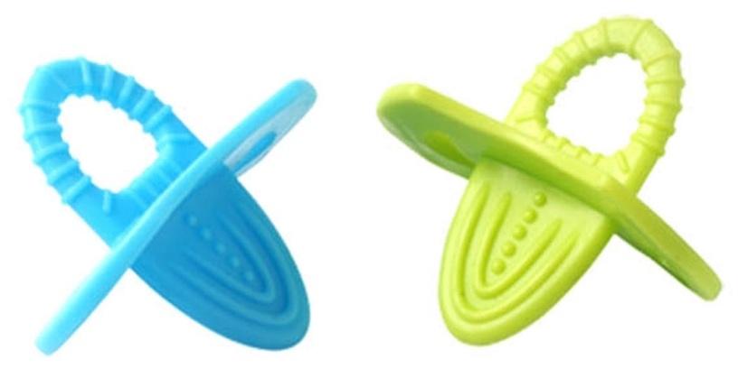 Прорезыватель BabyOno Flexible 1009, 2 шт.